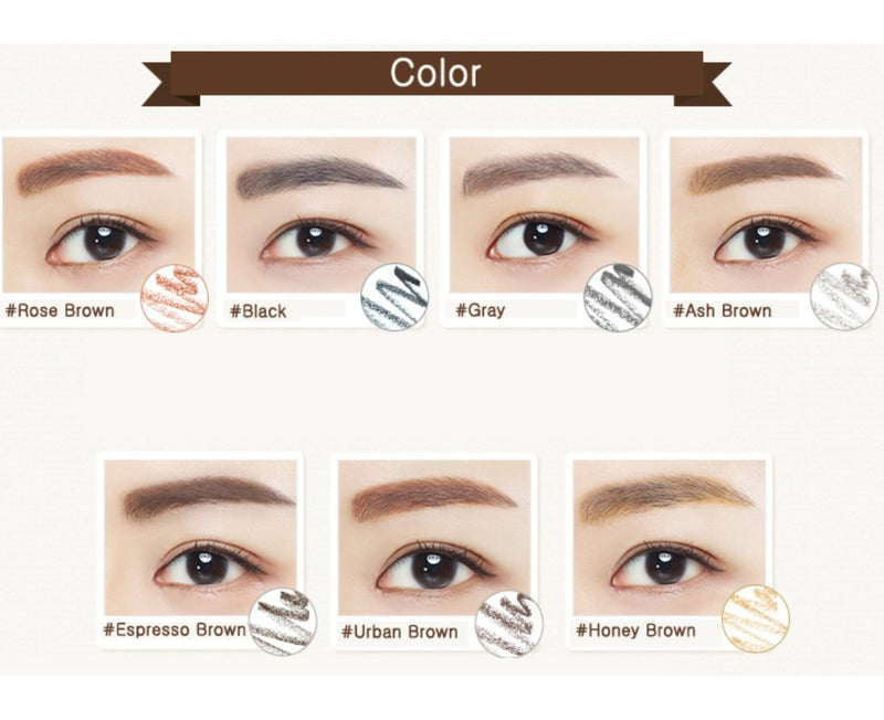 Buy Innisfree Auto Eyebrow Pencil 0.3g in Australia at Lila Beauty - Korean and Japanese Beauty Skincare and Cosmetics