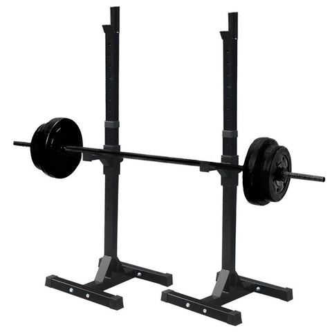 Cloud Mountain Dumbbell Rack Adjustable Steel Barbell Portable Rack for Gym Fitness - cloudmountainproducts