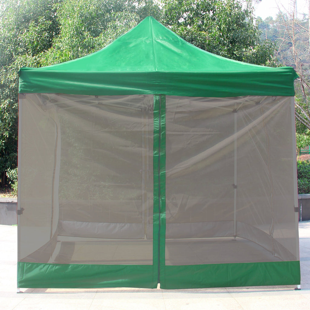 10'  x 10'  Gazebo Replacement Garden Outdoor Gazebo Canopy Mosquito Netting ONLY - cloudmountainproducts