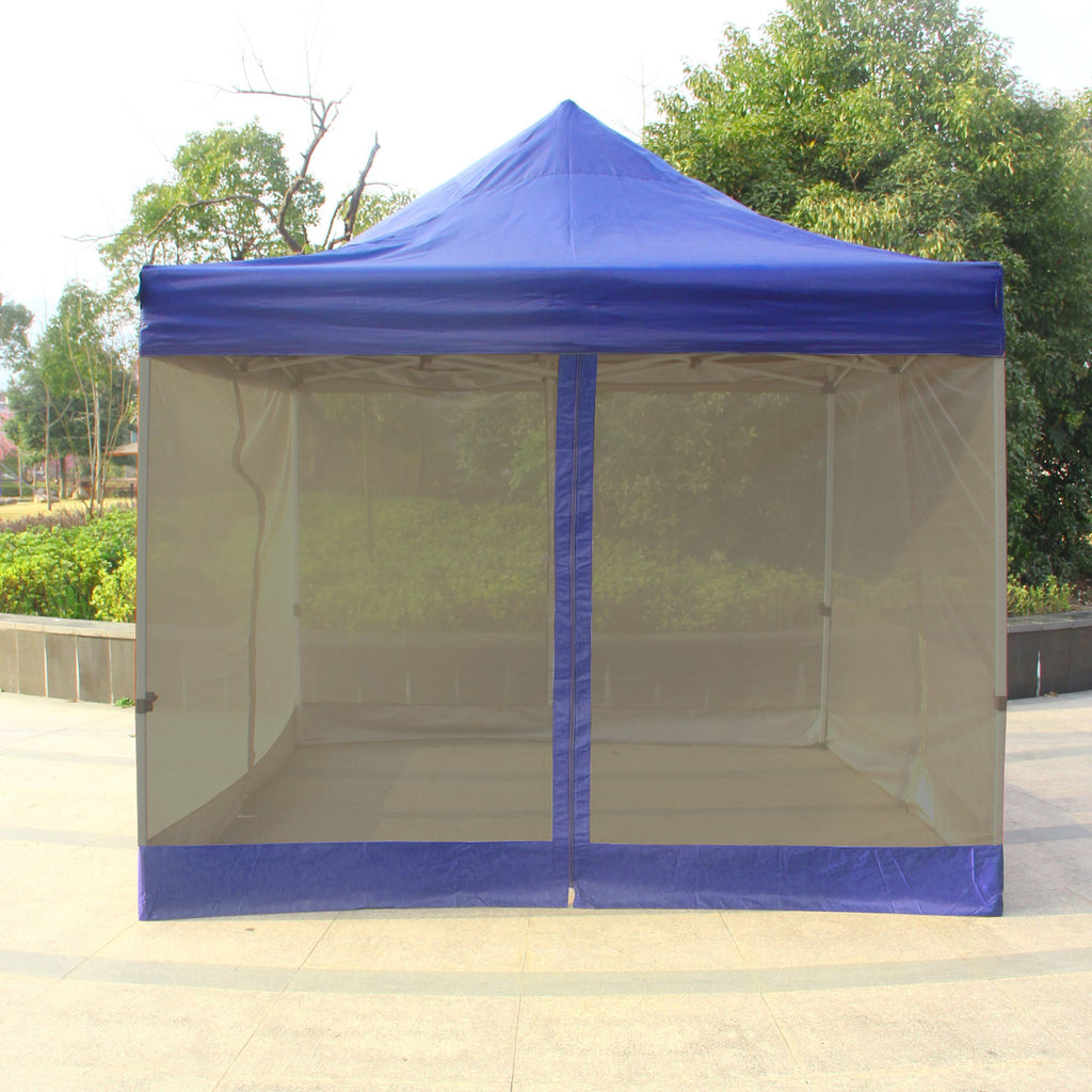 10¡®  x 10¡¯  Gazebo Replacement Garden Outdoor Gazebo Canopy Mosquito Netting ONLY - cloudmountainproducts