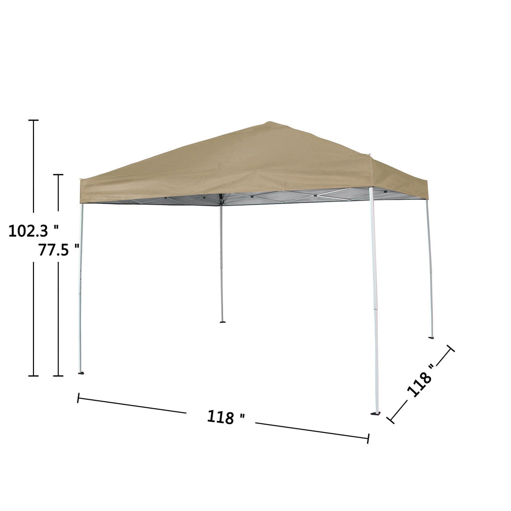 Pop Up Canopy Tent 10 x 10 ft UV Coated Outdoor Party Gazebo with Carry Bag  sc 1 st  Cloud Mountain Products & Pop Up Canopy Tent 10 x 10 ft UV Coated Outdoor Party Gazebo with ...