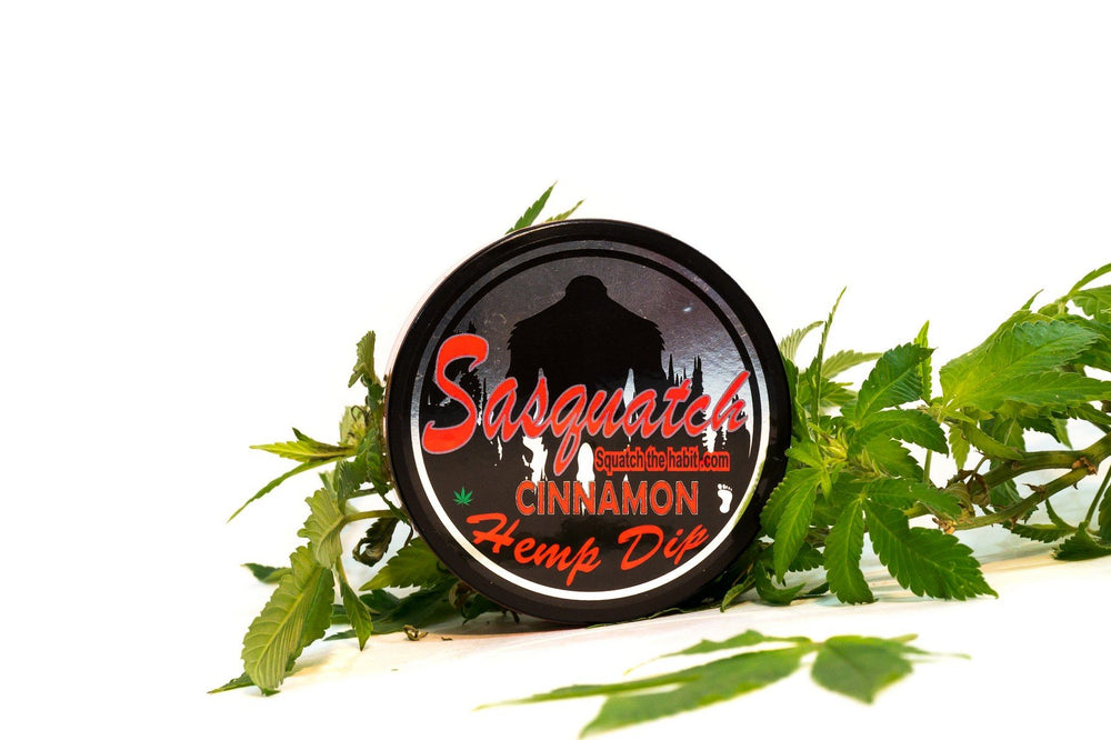 Load image into Gallery viewer, Sasquatch Hemp Dip Cinnamon Sasquatch Hemp Company Sasquatch Hemp Company