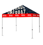 10'x10' Event Tent - Full Color - Apartment Promotion