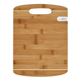 Bamboo Cutting Board with Sharpener - Apartment Promotion