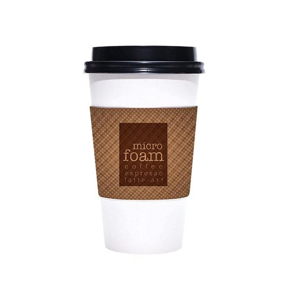 Dimpled Coffee Sleeve - Apartment Promotion