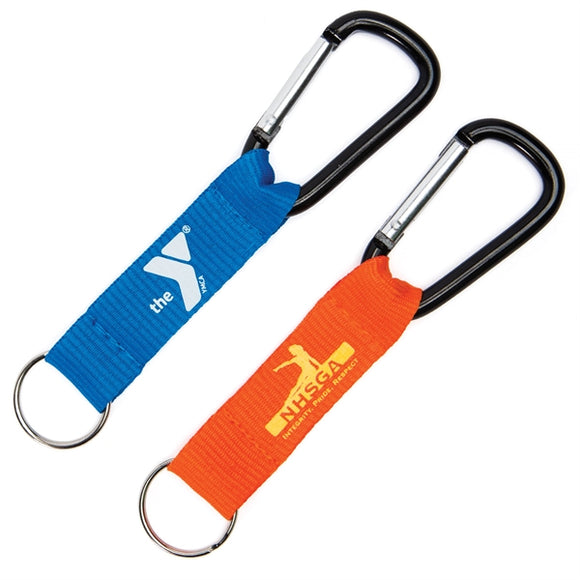 Carabiner Strap 1 - Apartment Promotion