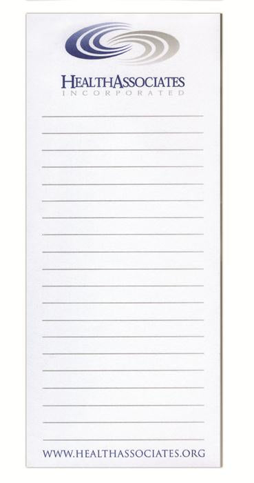 Full Color Notepads - Apartment Promotion