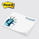 Post-it® Custom Printed Notes Full Color - Apartment Promotion