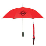 48 Inch Racer Arc Umbrella - Apartment Promotion