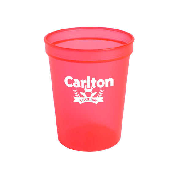 16oz Stadium Cup - CLEARANCE - Apartment Promotion
