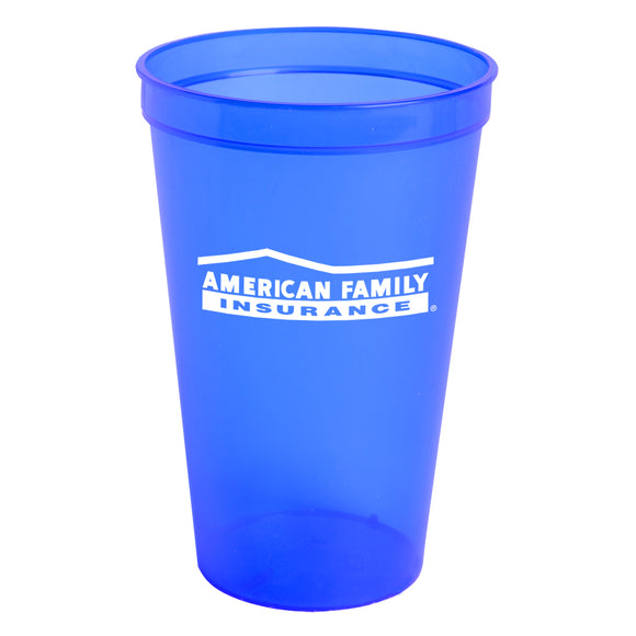 22oz Stadium Cup - CLEARANCE - Apartment Promotion