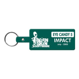 Rectangle Flexible Key Tag - Apartment Promotion
