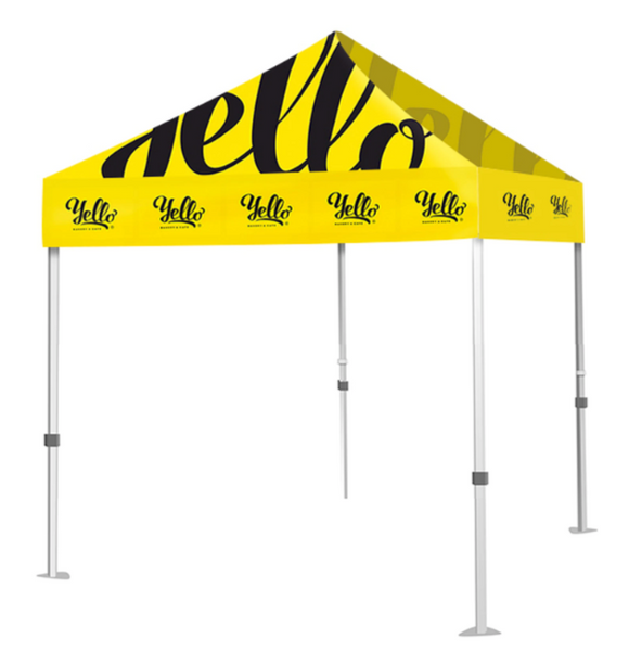 5'x5' Event Tent - Full Color - Apartment Promotion