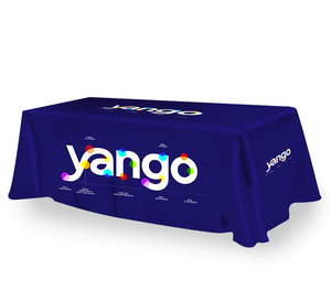 Table Cover - Full Color - Apartment Promotion