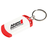 On The Edge Key Tag - Apartment Promotion