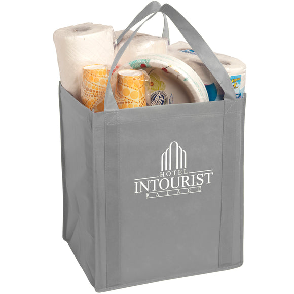 Non-Woven Premium Tote 13x15x10 - Apartment Promotion
