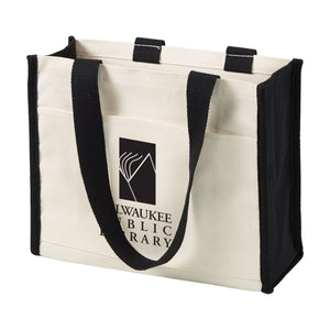 14oz. Coventry Cotton Canvas Tote - Apartment Promotion