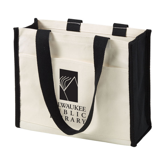 14oz. Coventry Cotton Canvas Tote