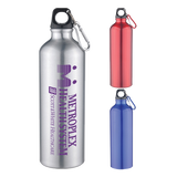 25oz Aluminum Sports Bottle with Twist Off Lid - Apartment Promotion