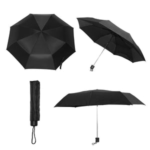 "Value Folding Umbrella - 42"" - Apartment Promotion"
