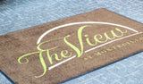 Door Mat - Carpet Print HD - Apartment Promotion