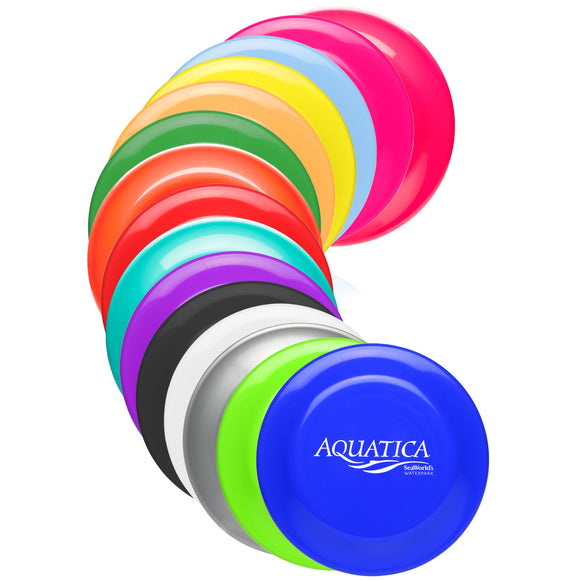 9.25 in. Flying Disc - Apartment Promotion