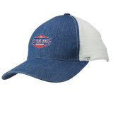 Pacific Trucker Mesh Cap - Apartment Promotion