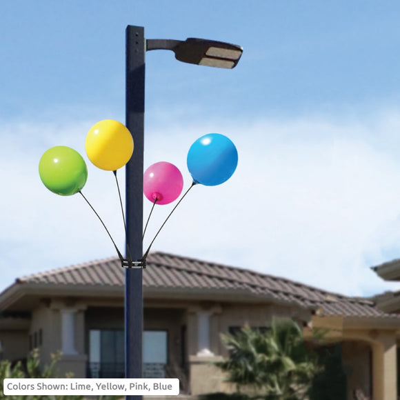 Value 4-Balloon Light Pole Kit