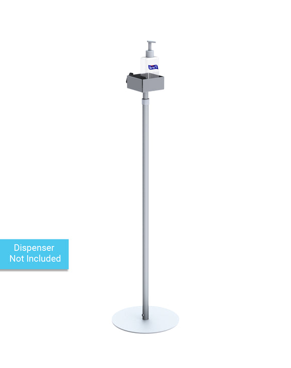 Hand Sanitizer Pump Stand