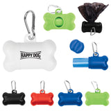 QuickShip -  Doggie Bag Dispenser - Bone-Shaped - Apartment Promotion