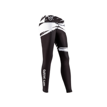 Load image into Gallery viewer, WOMEN'S LEGGINGS CLASSIC BLACK&WHITE