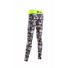 Load image into Gallery viewer, WOMEN'S LEGGINGS DIGITAL CAMO GRAY