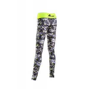 WOMEN'S LEGGINGS DIGITAL CAMO GRAY