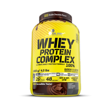 Load image into Gallery viewer, WHEY PROTEIN COMPLEX 100% 1800 G