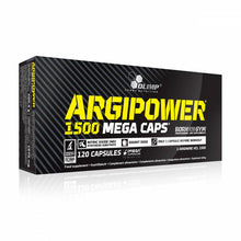 Load image into Gallery viewer, ARGI POWER 1500 MEGA CAPS