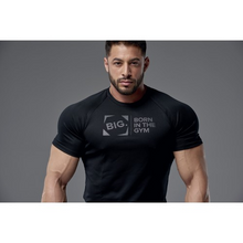 Load image into Gallery viewer, BIG REGLAN ACTIVE BLACK
