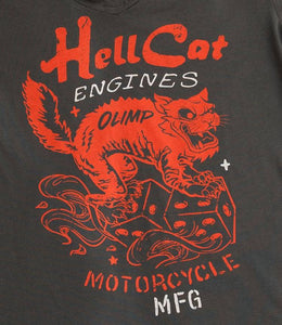 HELL CAT CHARCOAL