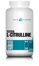 Load image into Gallery viewer, TESTED L-CITRULLINE