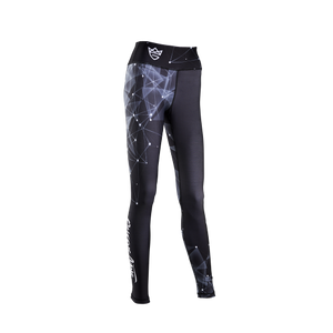 WOMEN'S LEGGINGS GALAXY BLACK