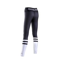 Load image into Gallery viewer, WOMEN'S LEGGINGS HIGH SOCK BLACK&WHITE