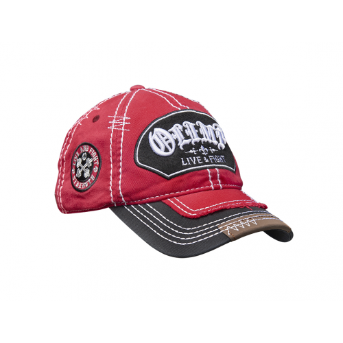 MEN'S HAT VICTORY RED