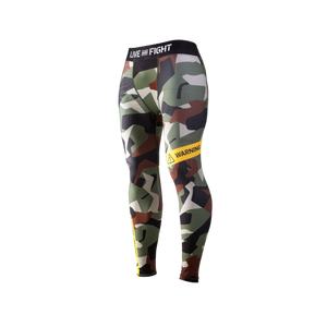 MEN'S LEGGINGS ATHLETIC CAMO CLASSIC