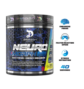 NEUROMORPH - DAILY FOCUS + ENERGY ENHANCER