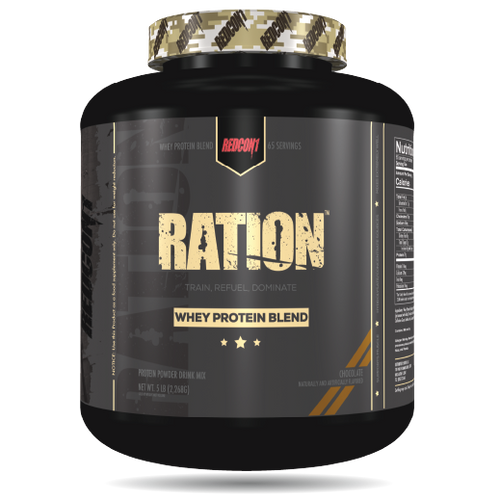 RATION - WHEY PROTEIN (5 LB)