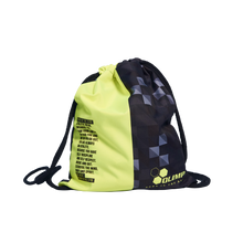 Load image into Gallery viewer, SPORT SACK BAG NEON BLACK