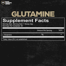 Load image into Gallery viewer, GLUTAMINE (60 SERVINGS)