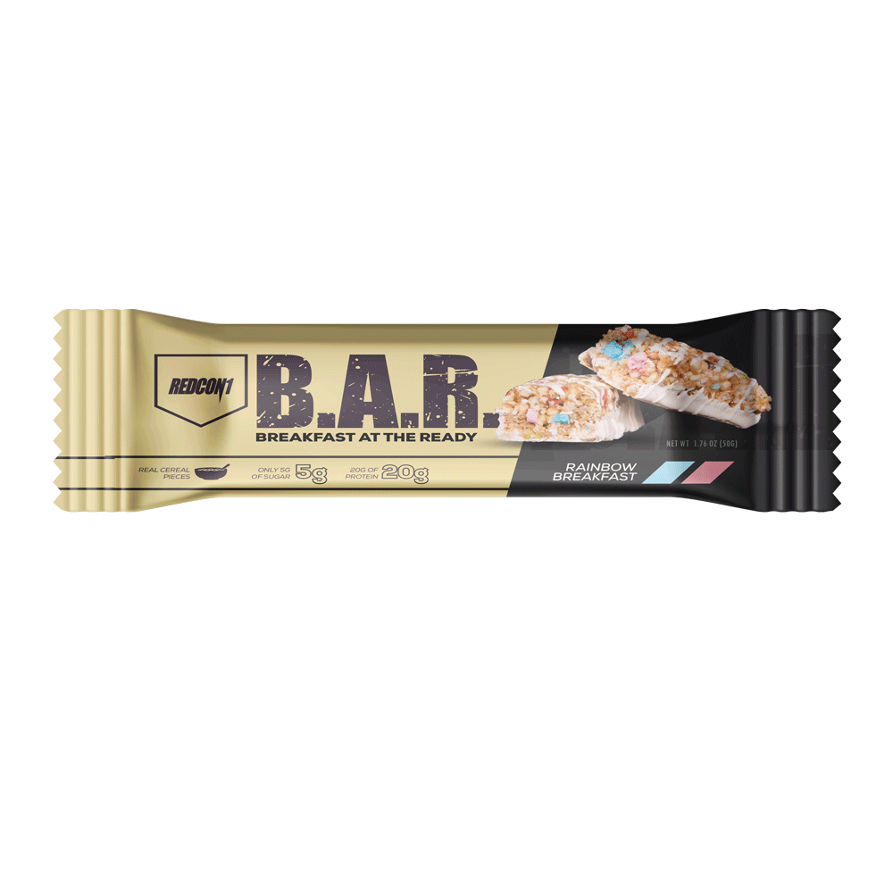 B.A.R. - BREAKFAST AT THE READY (SINGLE BAR)