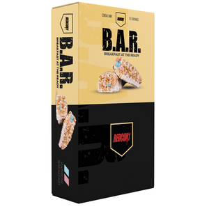 B.A.R. - BREAKFAST AT THE READY - 12 servings