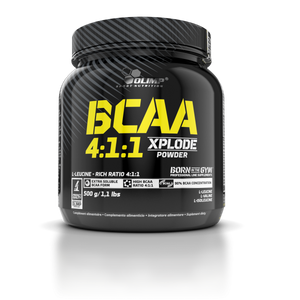 BCAA  4:1:1 XPLODE POWDER 500G.