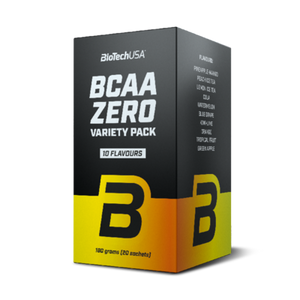 BCAA  ZERO VARIETY PACK 10 FLAVORS